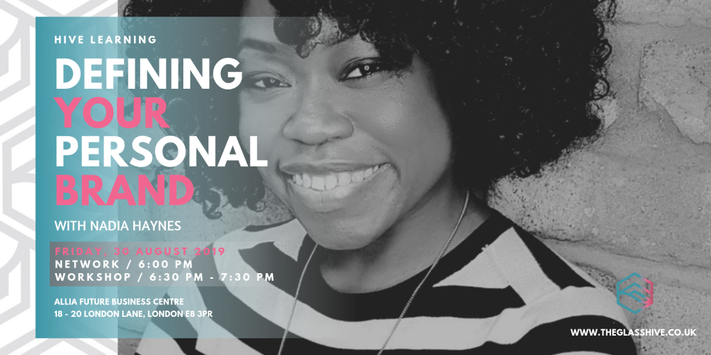 Defining Your Personal Brand Workshop
